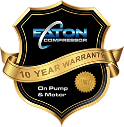 Ten Year Warranty On Rotary Screw Air Compressors
