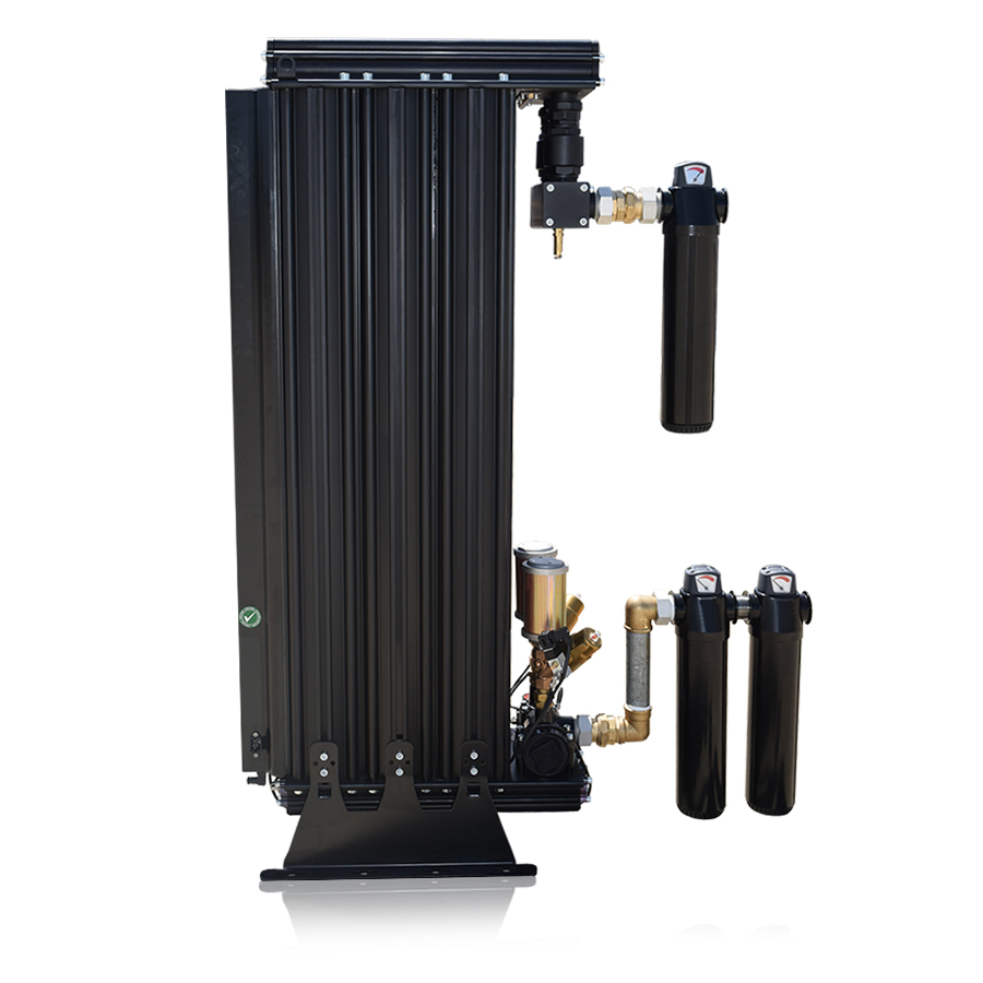 Air Compressor 190 cfm desiccant air dryer