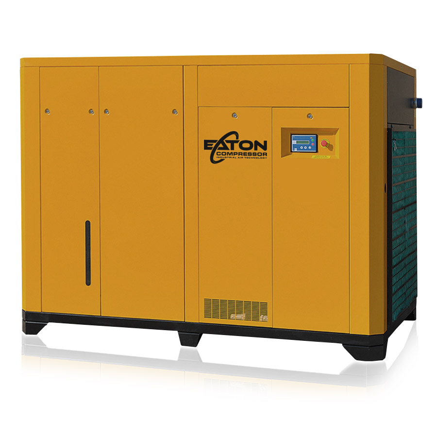 200 HP Rotary Screw Air Compressor, 3 Phase, Gear Driven Direct Drive,  Variable Speed