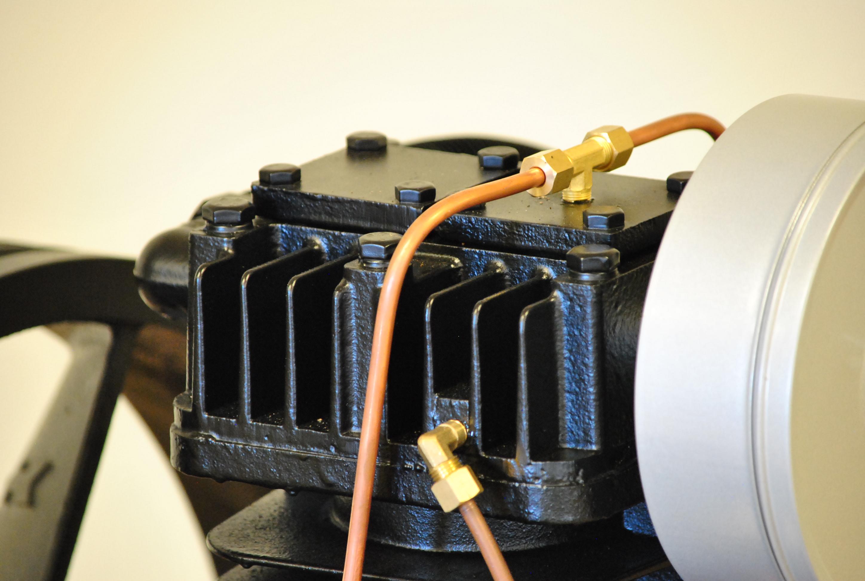 15HP 3 Cylinder 2 Stage Air Compressor Pump