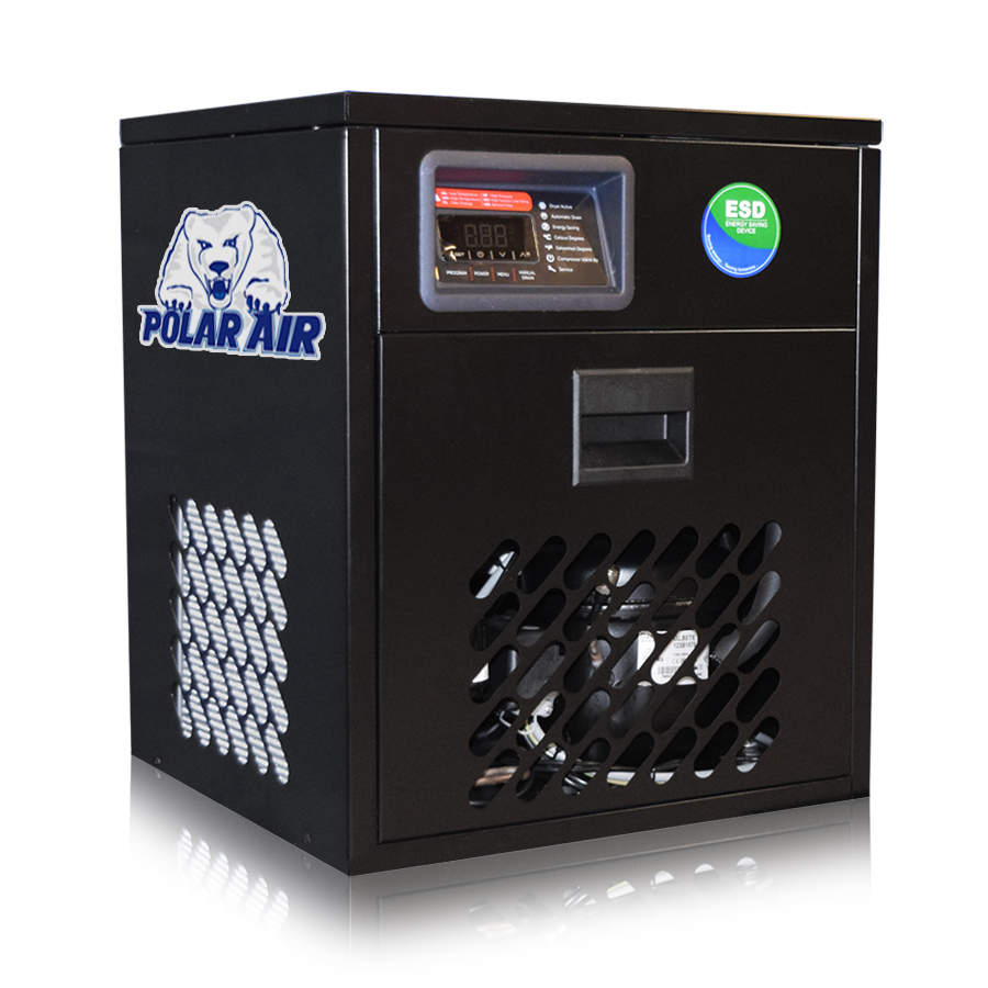 Air Compressor 30 CFM Refrigerated Air Dryer