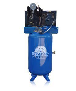 5hp piston air compressor with 80 gallon tank