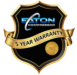 Five Year Warranty On Piston Air Compressors