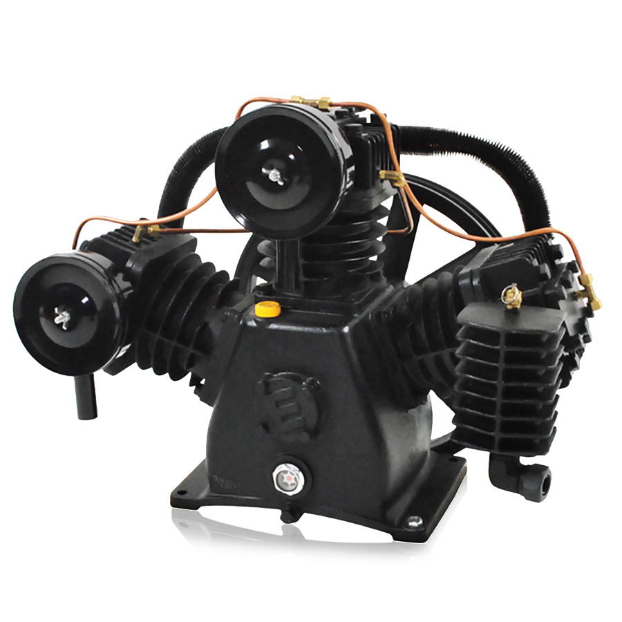 7.5HP 3 Cylinder Air Compressor Pump