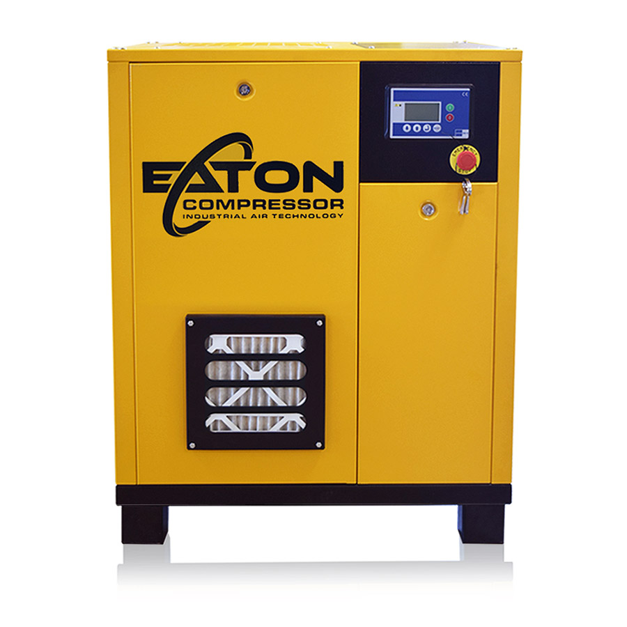 7.5 hp rotary screw air compressor