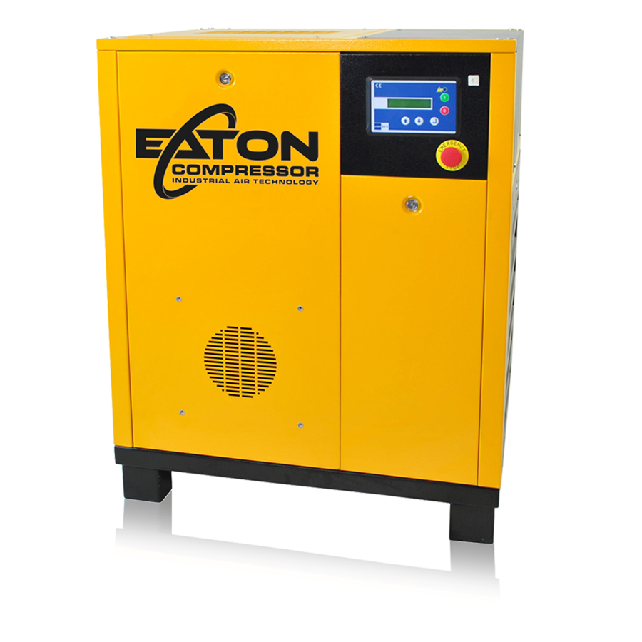 7.5 hp rotary screw air compressor