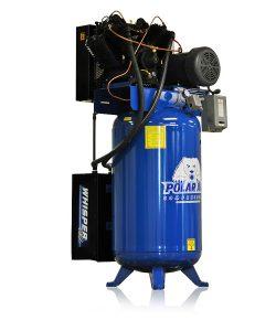 7.5HP Quiet Air Compressor with 80 Gallon Tank