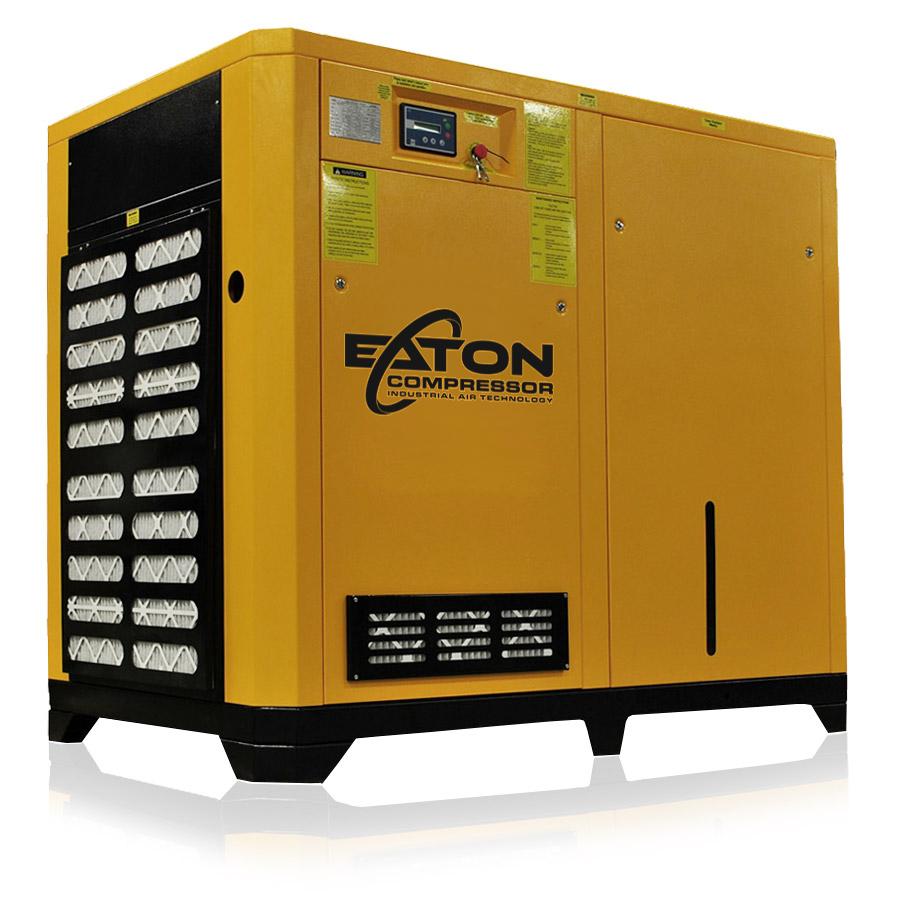75 hp rotary screw air compressor