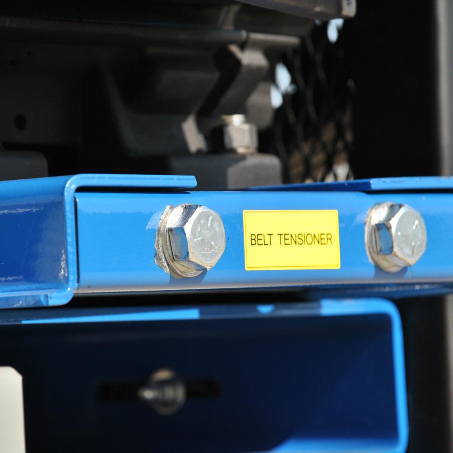 air compressor belt tensioner