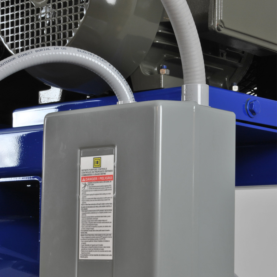 Air Compressor Detail
