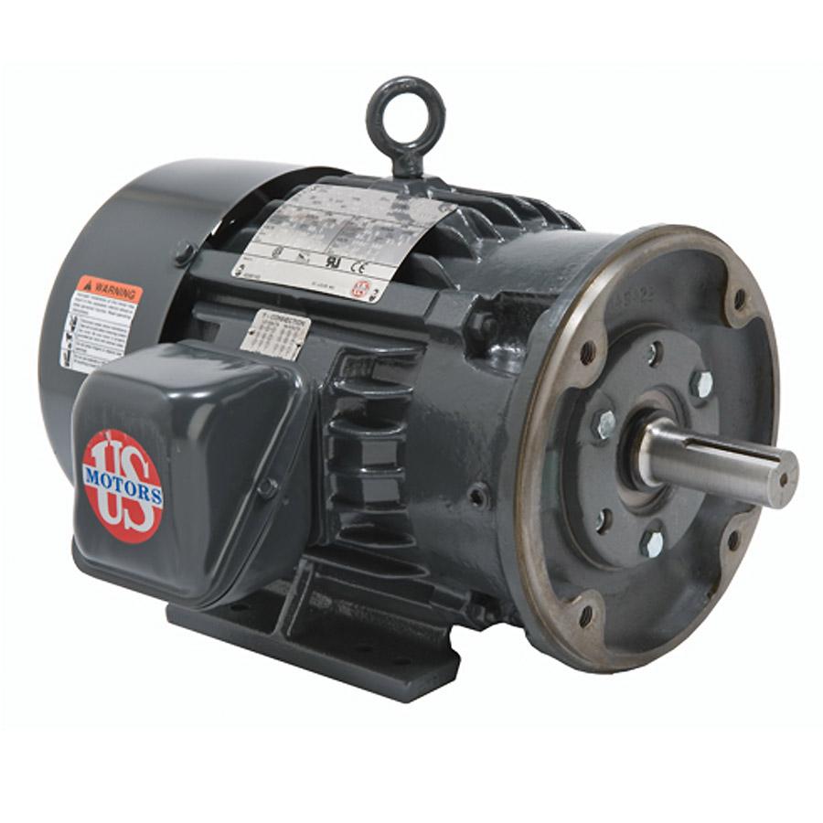 rotary screw motor